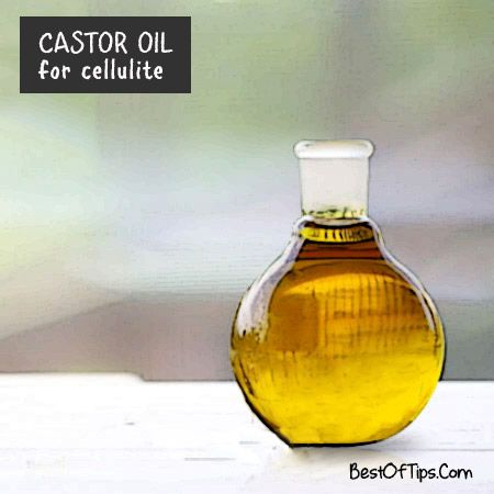 Castor oil may prove to be a successful home remedy for cellulite. It promotes the production of collagen and elastin, and penetrates deep into the...