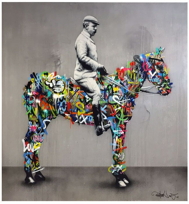 Martin Whatson – Black Book Gallery