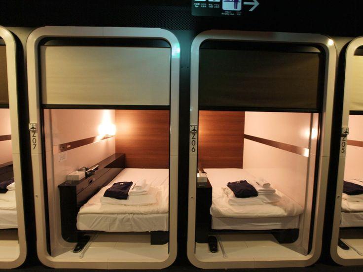 Capsule Room Hotel|カプセルホテル