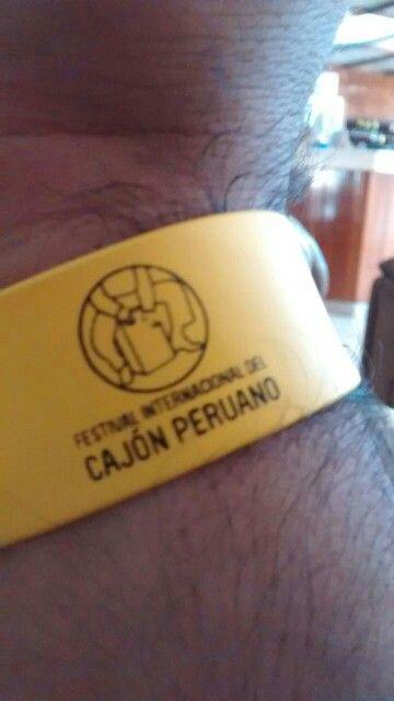 #Flamentr3lok en el Festival Internacional de Cajón Peruano Perú 2015