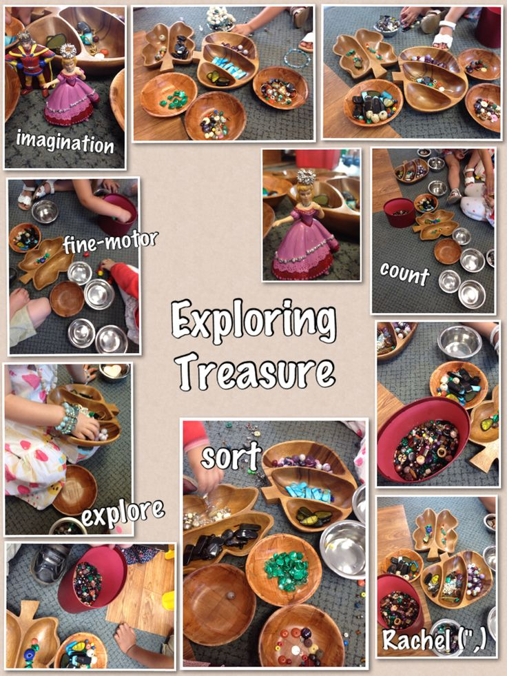 "Exploring Treasure by Rachel ("",)"