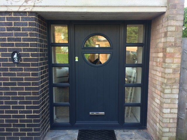 Buy front doors from Window Wise. uPVC and aluminium doors available with full manufacture and installation. Need a front door in Hertfordshire? Call us!