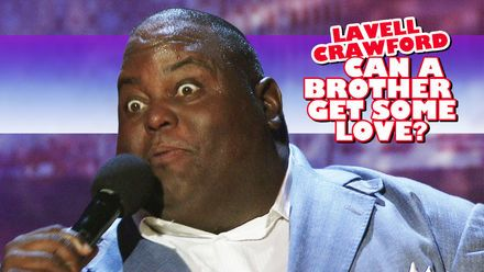 "Check out ""Lavell Crawford: Can a Brother Get Some..."" on Netflix"