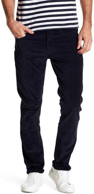 e172590e460b Levi s 511 Slim Fit Nightwatch Blue Twill Corduroy Pants