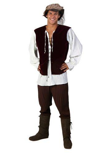 Renaissance Peasant Costumes - Mens Renaissance Clothing ...
