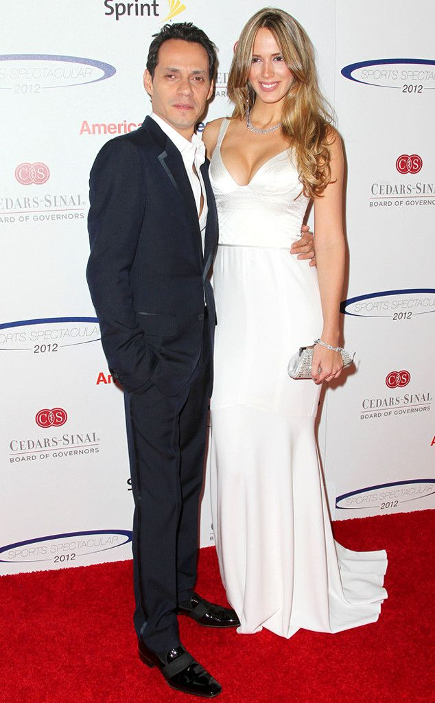 Marc Anthony Marries Model Shannon De Lima in the Dominican Republic