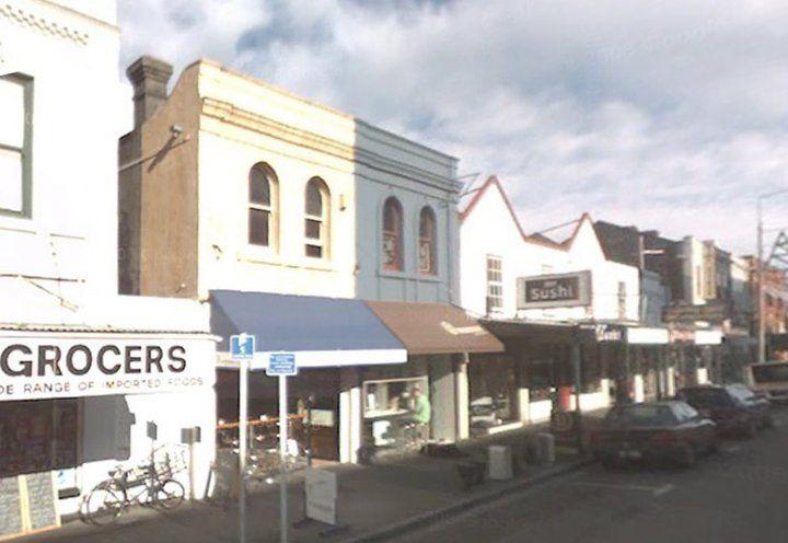 Colombo Street, North, 2010, Christchurch, new Zealand