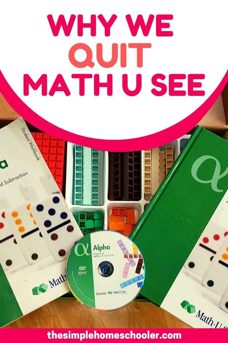 Math U See Alpha An Honest Review Math U See Homeschool Curriculum Reviews Homeschool Activities [ 1102 x 735 Pixel ]