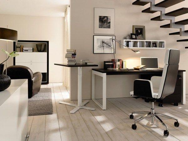 25 best ideas about Modern Home Office Desk on PinterestModern