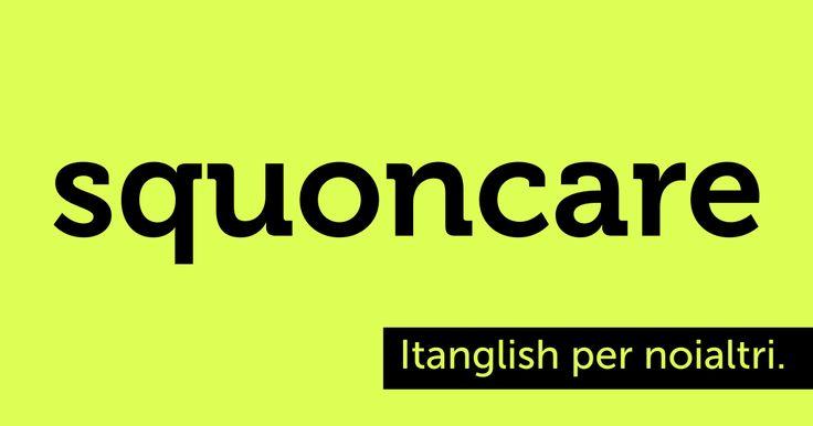 Squoncare (#squonk). Per quelli che cercano di smettere affidandosi alla tecnologia. #itanglish