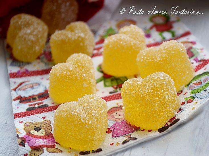 Gelèe - Gelatine all' Arancia, ricetta Bimby e tradizionale