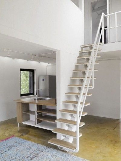 лестница мини проем