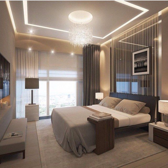 53 best bedroom lighting images on pinterest luxurious lamps interior for bedroom design with luxury brown bedroom stylish design ideas mozeypictures Choice Image
