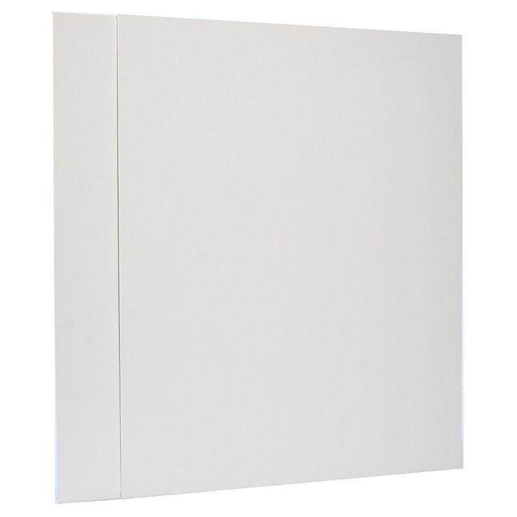"""Fredrix Archival Watercolor Canvas Board, 16""""x20"""" - 2pk, White"""