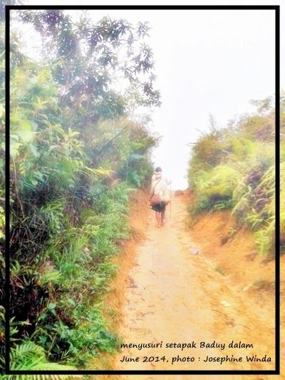 JosephineWinda: Perjalanan Baduy Dalam V