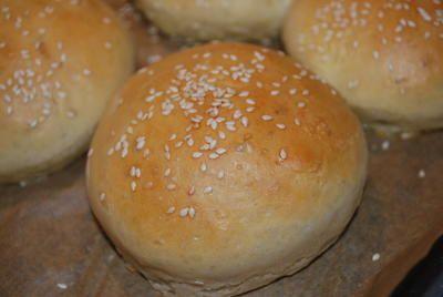 Rezept: Hamburger Buns Bild Nr. 4053