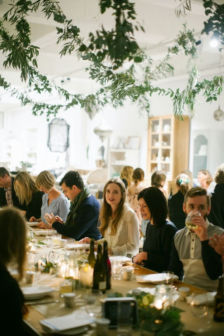 Have your photographer go around and take pictures of the guests while eating and socializing at their tables. I love this idea because it captures the unplanned, not posed moments of your wedding. You also remember who was there when you look back on the pictures