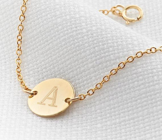 Initial Charms For Bracelets: 17 Best Ideas About Initial Bracelet On Pinterest