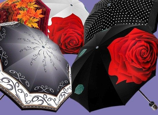 Как и чем почистить зонтик и вернуть ему первоначальный чистый и яркий вид