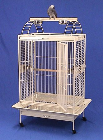Check out the deal on Lani Kai Lodge™ Playtop Large Bird Cage at Bird Cages 4 Less