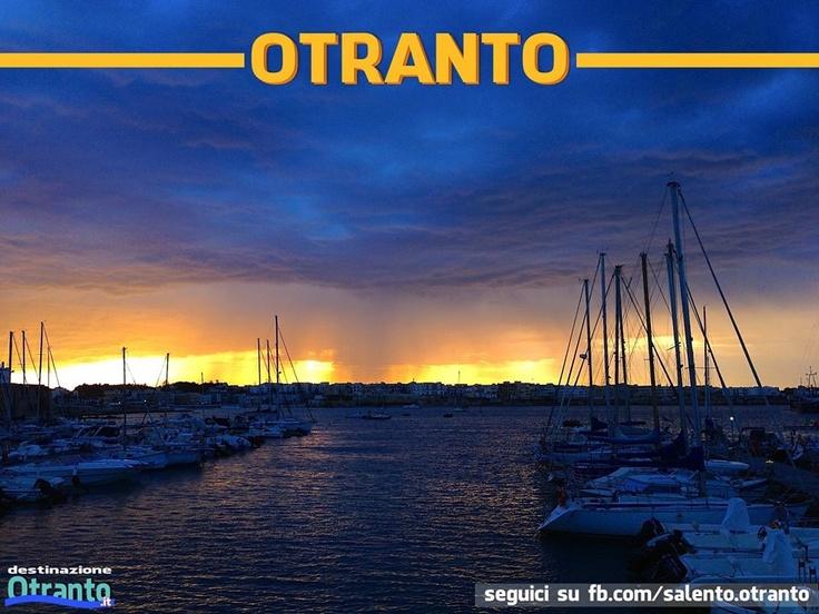 Otranto, la natura regala sempre il suo spettacolo!