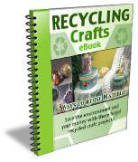 Thrifty Crafting eBooks: Free Crafts, Crafts Ideas, Crafts Book, Free Ebook, Freeebook, Free E Book, Recycled Crafts, Crafts Diy, Crafts Ebook