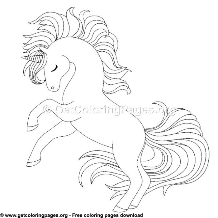 112 Cute Cartoon Baby Unicorn Coloring Pages Getcoloringpages Org Unicorn Coloring Pages Baby Unicorn Unicorn Pictures To Color