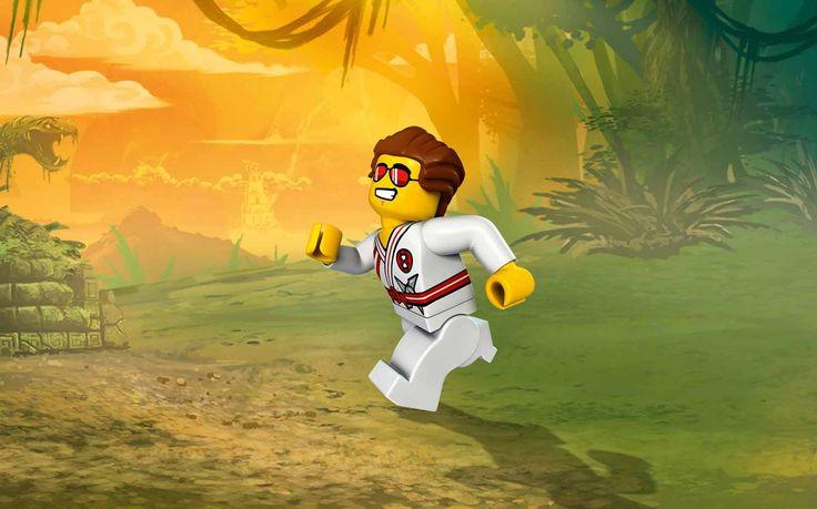 Griffin Turner Personajes Ninjago Lego Com Lego