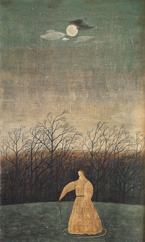 """""""Alone in the Night"""" by Toshio Arimoto"""