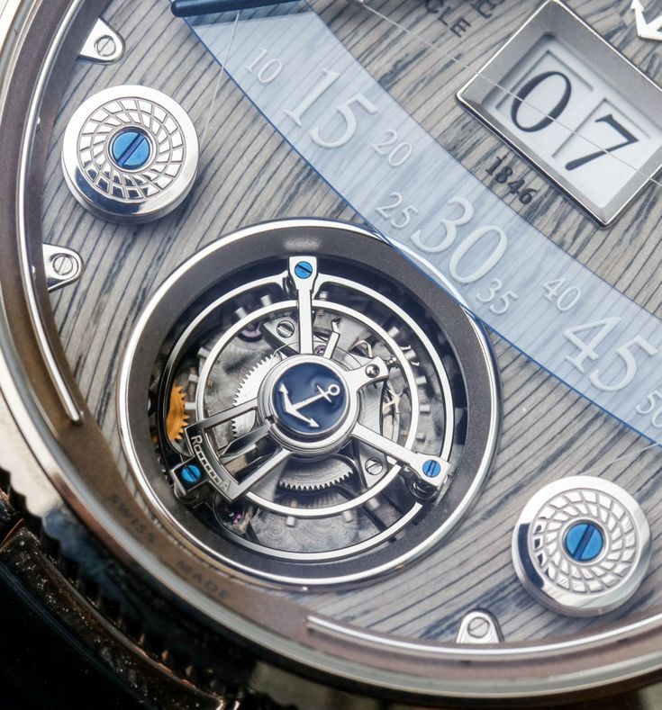 Grand Deck Marine Tourbillion By Ulysse Nardin (5)