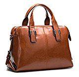#7: 高級ハンドバッグ 手提タイプ レディースバッグ 女性用 牛皮かばん MR205