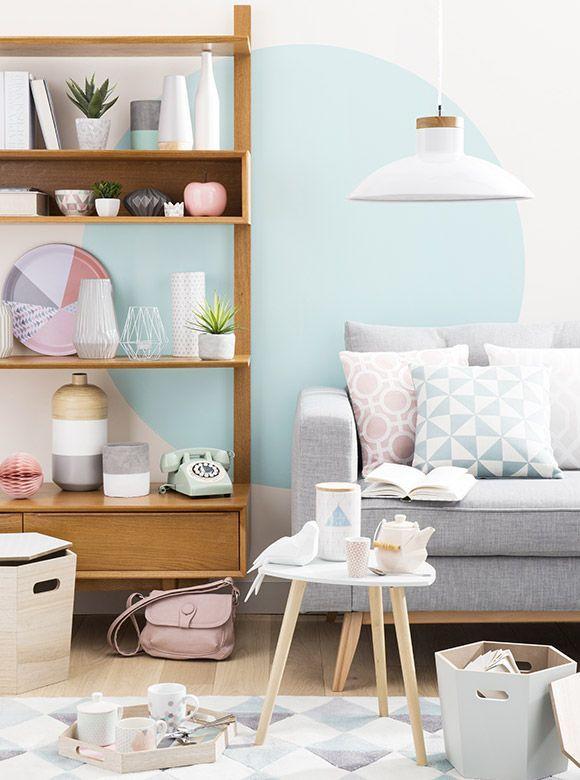 17 best images about pastel interiors on pinterest - Chambre a coucher adulte maison du monde ...