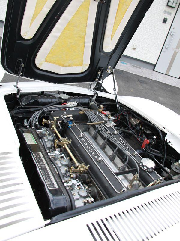 TOYOTA 2000GT.Classic Car Art&Design @classic_car_art #ClassicCarArtDesign
