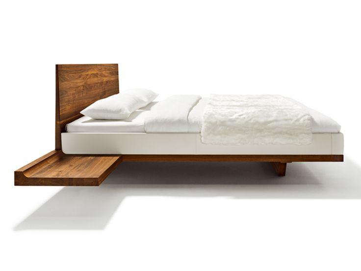 TEAM 7 Natürlich Wohnen | Riletto Collection | Solid wood double bed, design by Kai Stania