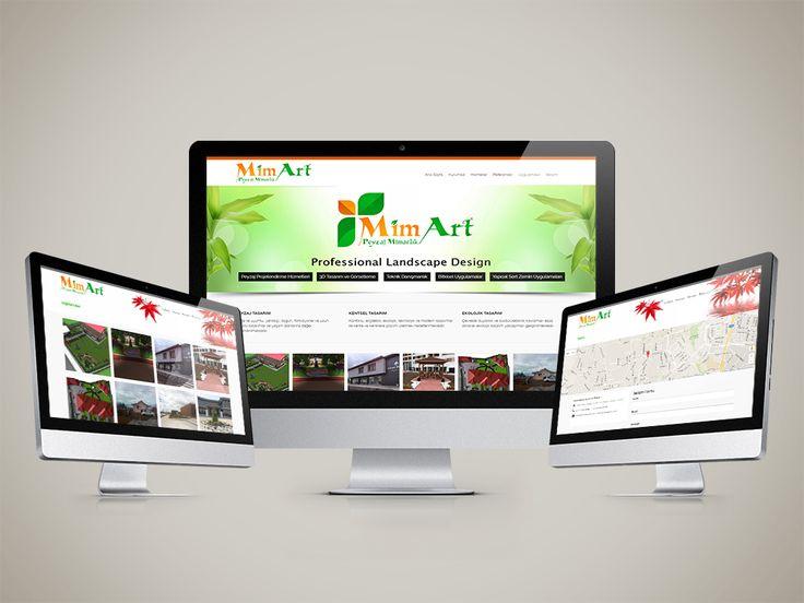 Mimart Peyzaj Responsive (Duyarlı) Web Site Tasarım http://grafik15.com/calismalar/mimart-peyzaj-responsive-duyarli-web-site-tasarim/
