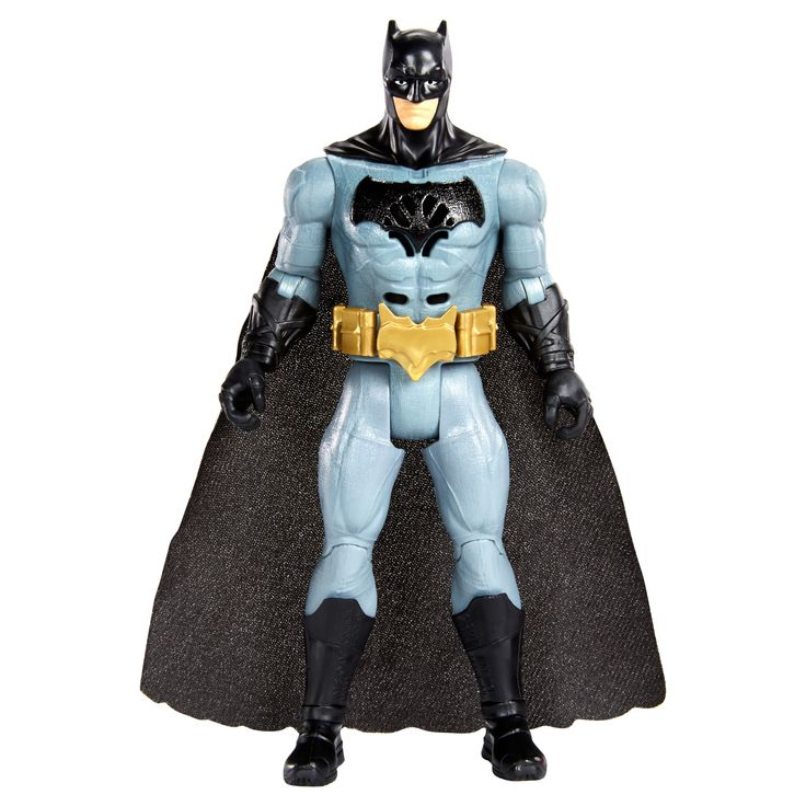 DC Justice League Talking Heroes Batman Action Figure 6