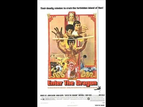 Enter The Dragon - OST - 01 - Enter The Dragon (Main Theme)