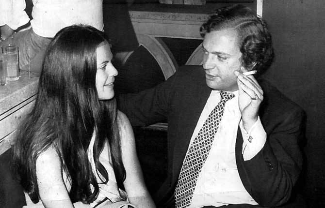 Kungen och Drottning Silvia