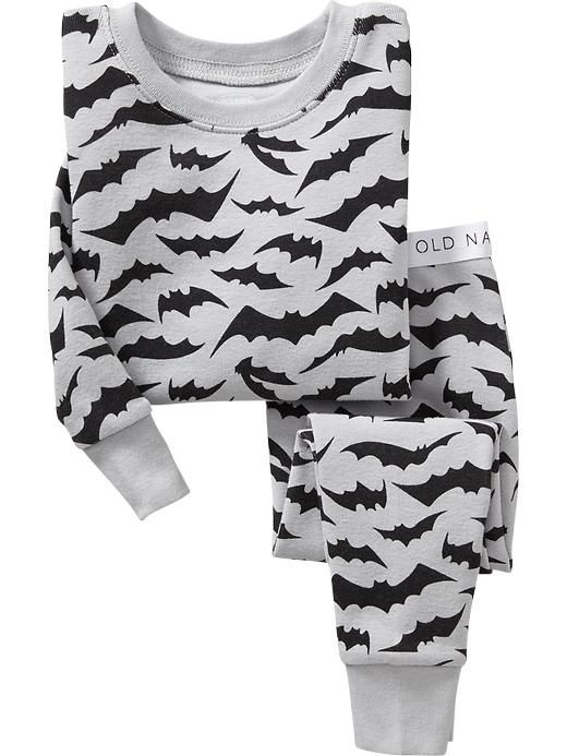 Bat-Print Sleep Sets for Baby Product Image