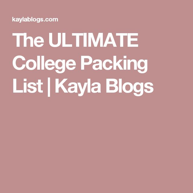 Best 25+ College packing lists ideas on Pinterest Dorm packing - packing lists