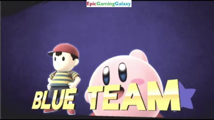 Super Smash Bros. For Wii U Online Team Battle #30 - Kirby And Ness VS Samus And Meta Knight This video showcases Gameplay Of Kirby And Ness From The EarthBound Series VS Samus Aran From The Metroid Series And Meta Knight From The Kirby Series In A Super Smash Bros. For Wii U Online Team Battle #30