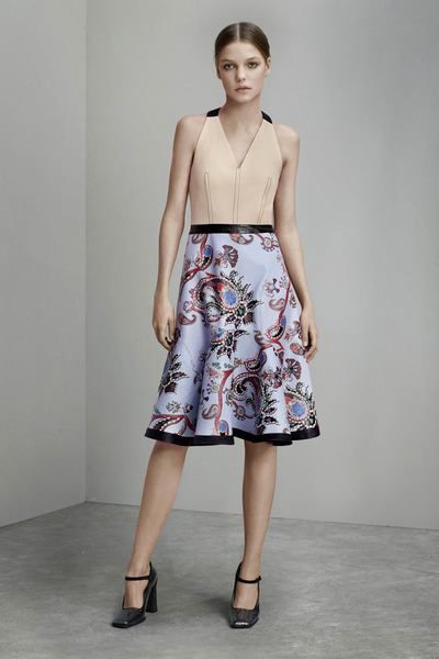 Look 1. Kendrick Dress
