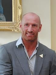 Gareth Thomas,known as Alfie, is a retired Welsh professional rugby footballer who played rugby league for the Crusaders RL in the Super League. He also played rugby union for the Cardiff Blues and Wales as a fullback, wing or centre.He was also notable as the world's only then-current professional male athlete in a team sport who was openly gay
