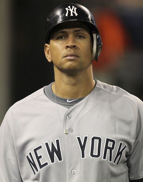 Alex Rodriguez  park | Alex Rodriguez Alex Rodriguez #13 of the New York Yankees walks back ...