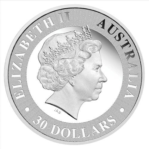 Australian Kangaroo 2017 1kg Silver Proof Coin | The Perth Mint