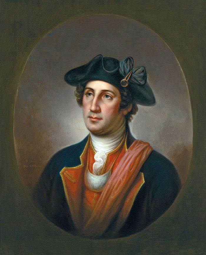 George Washington Famous Quotes During American Revolution: American Revolution Cockade