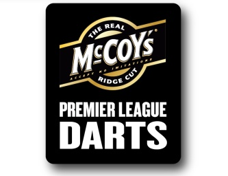 Watch PDC's Premier League Darts. The highest standard for darts in the world!