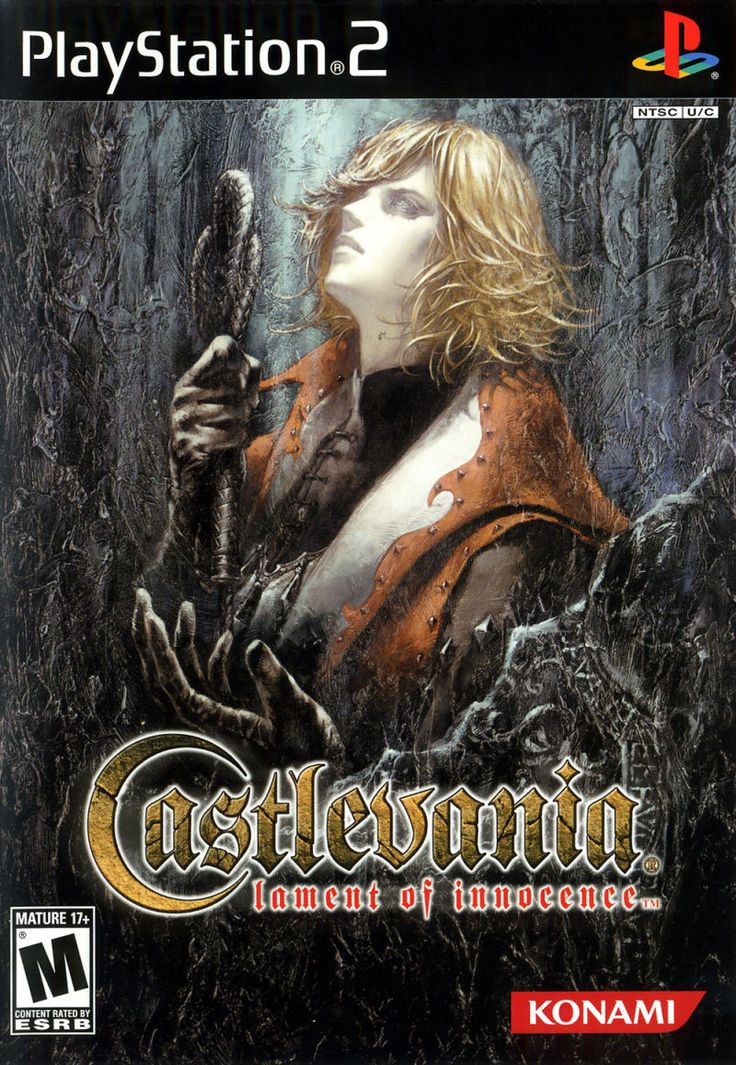 Castlevania: Lament of Innocence for the PlayStation 2