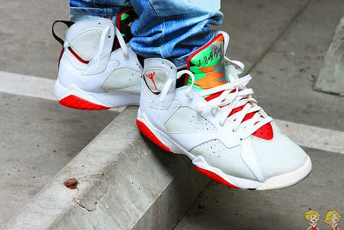 air jordan retro 7 hare for sale
