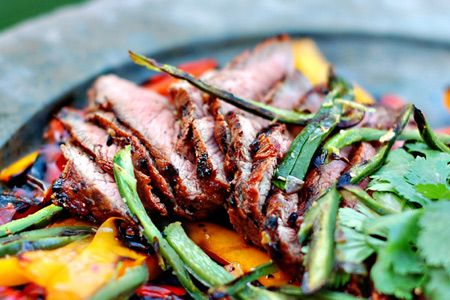 Chipotle Lime Steak. This quick and easy chipotle lime marinade recipe will give your steak a zesty kick.